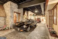 Maryland Mansion has a Brick Street with Classic C...