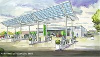 Gas Station & C-store for Sale in New Haven County...