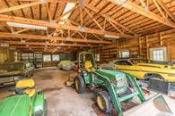 8 plus acre country estate with 60 x 40 Garage