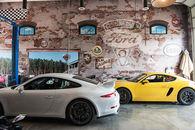 New Jersey Motorsports Park Exotic Car Garages