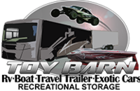 Toy Barn RV and Car Condos and Storage