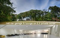 23,000 SF Garage and Custom Home 2670 Allaire Rd W...