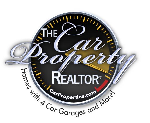 logo from car property realtor