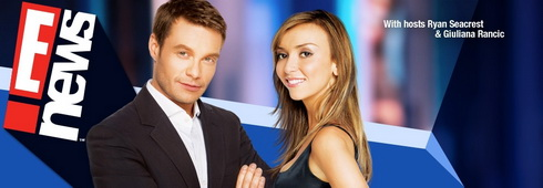 E! Enntertainment TV Network - E! News